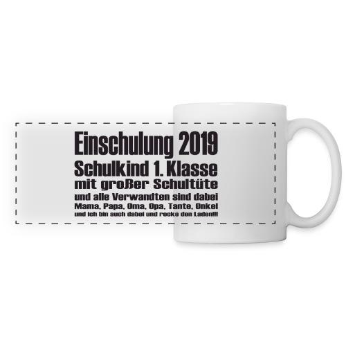 Einschulung-2019 - Panoramatasse