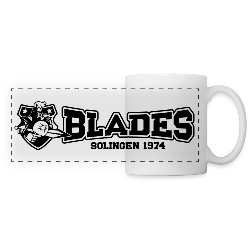 Logo Blades Quer s - Panoramatasse