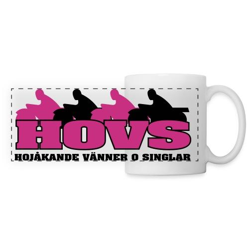 HOVS banderoll - Panoramamugg