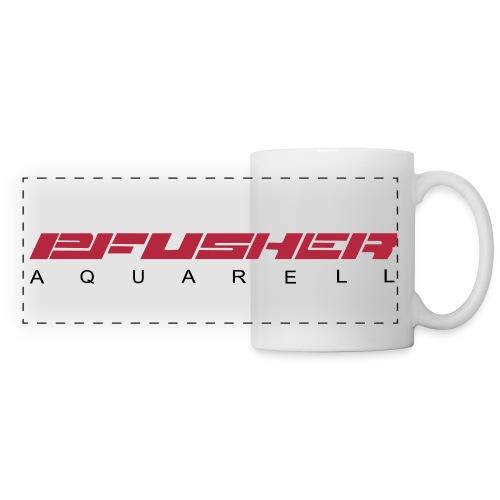Pfuscher Logo - Panoramatasse
