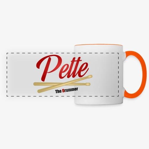 Pette the Drummer - Panoramic Mug
