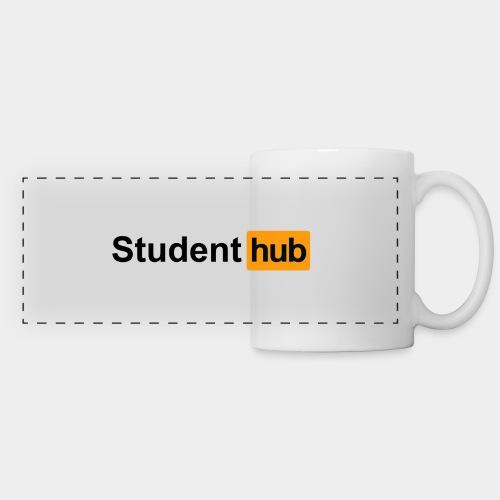 Student HUB - Mug panoramique contrasté et blanc
