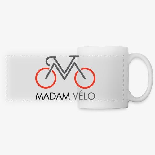 Madame Vélo-logo en tekst - Panoramamok