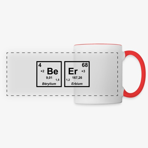 BEER - Panoramic Mug
