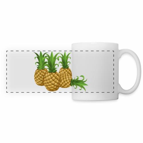 Ananas - Panoramatasse