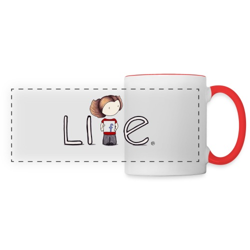 Li f ePrint png - Panoramic Mug