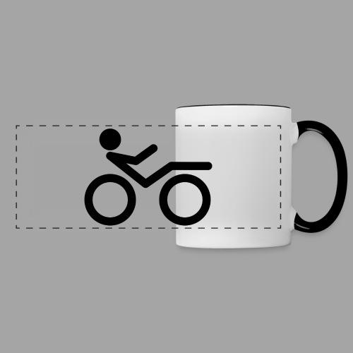Recumbent bike black 2 - Panoraamamuki