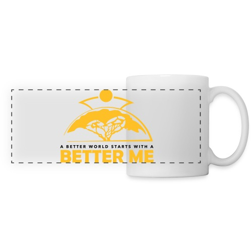 Better Me - Panoramic Mug