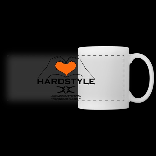 Hardstyle = My Style - Owner Of An Orange Heart - Panoramamok