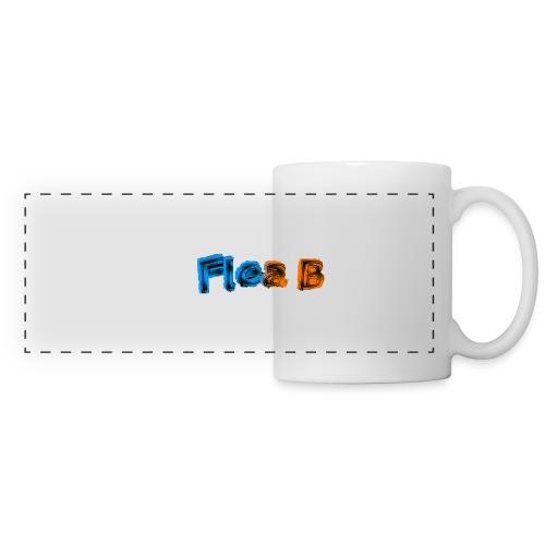 Flea_BMerchClear - Panoramic Mug