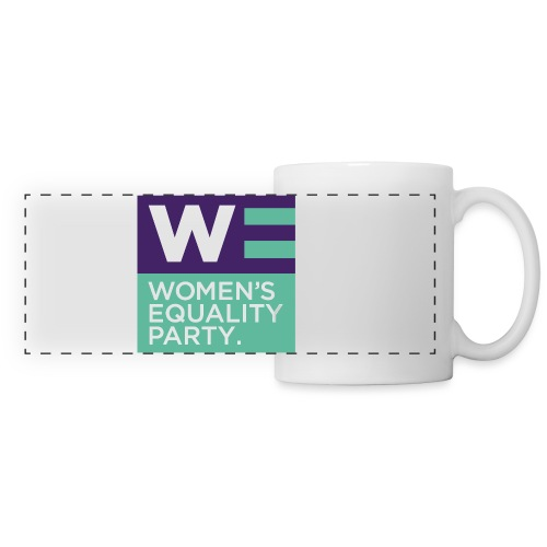 WE Logo - Panoramic Mug