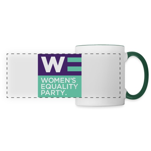 WE Logo - Panoramic Mug