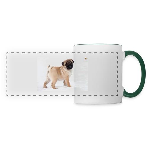 walker family pug merch - Panoramic Mug