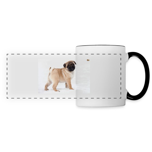 walker family pug merch - Panoramic Mug