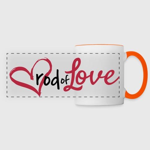 Rod of Love - Panoramic Mug