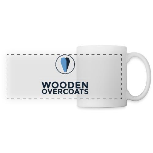 Wooden Overcoats Logo Mug - Panoramic Mug