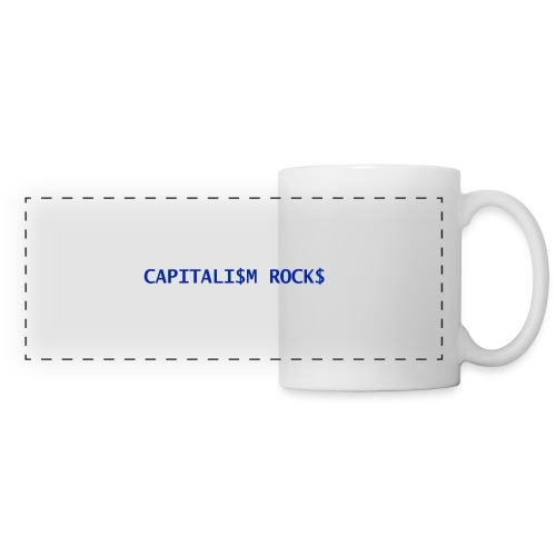 CAPITALISM ROCKS - Tazza con vista