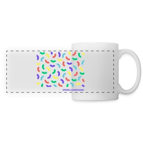 Joy - Mug panoramique contrasté et blanc