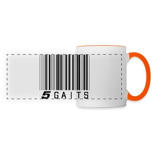 5gaitsBarcode - Panoramic Mug