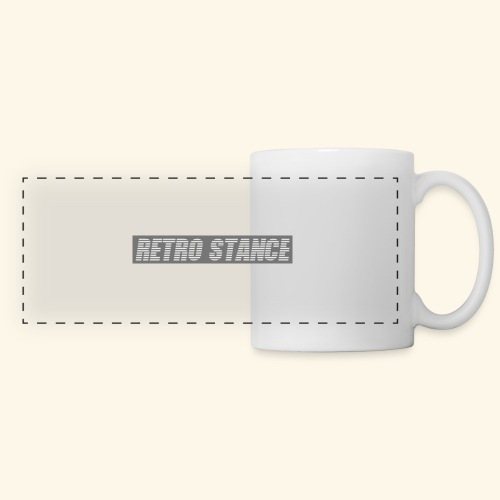 Retro Stance - Panoramic Mug