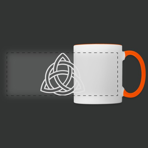 Celtic Knot — Celtic Circle - Panoramic Mug