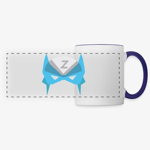 MASK 3 SUPER HERO - Mug panoramique contrasté et blanc