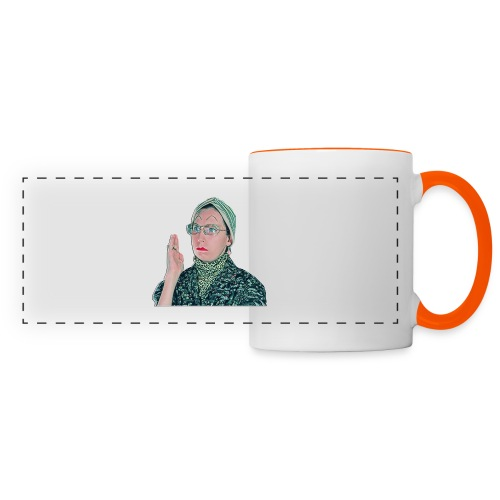 madam1 - Panoramic Mug