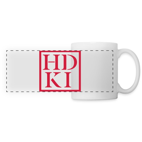HDKI logo - Panoramic Mug