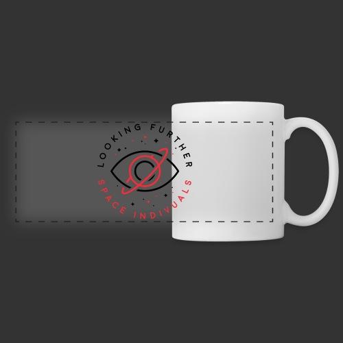 Space Individuals - Looking Further White - Panoramic Mug
