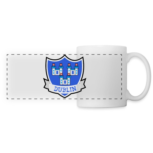 Dublin - Eire Apparel - Panoramic Mug