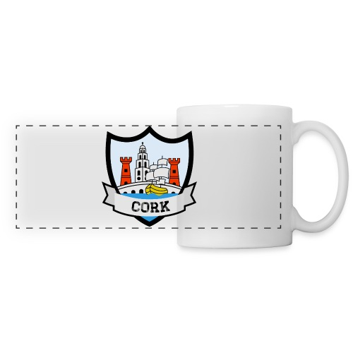 Cork - Eire Apparel - Panoramic Mug