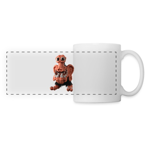 Very positive monster - Panoramic Mug