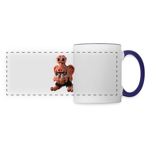 Very positive monster - Panoramic Mug
