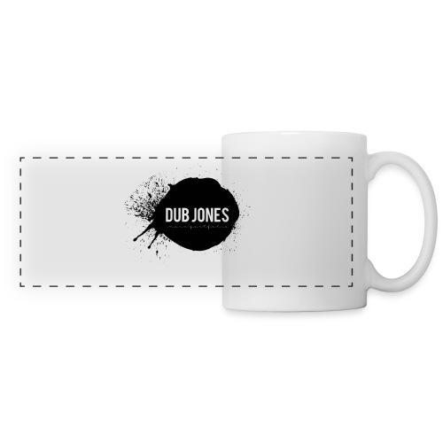 Dub Jones black - Panoramatasse