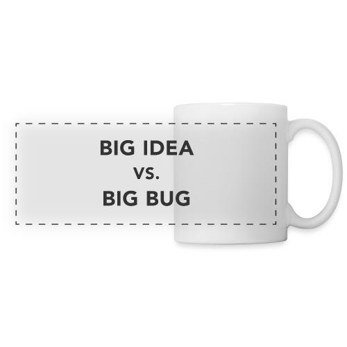 Big idea vs Big Bug - Taza panorámica