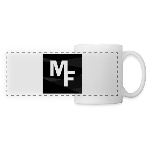 Modern Flex YouTube Logo - Panoramic Mug