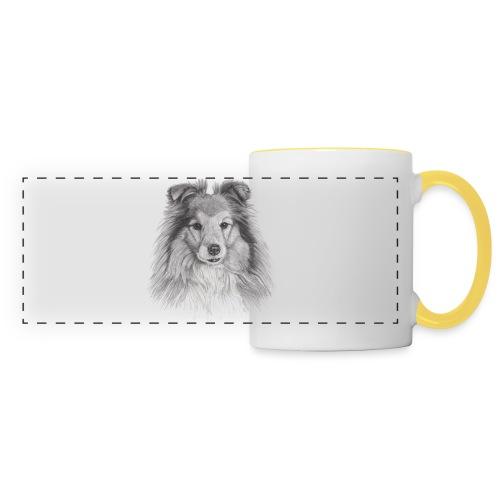 shetland sheepdog sheltie - Panoramakrus