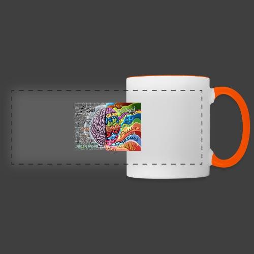 Brain LR - Panoramic Mug