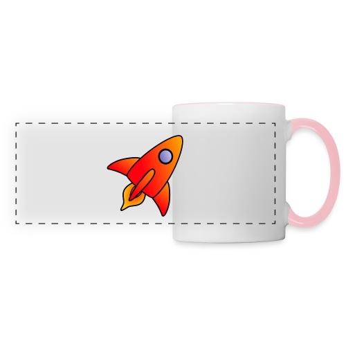 Red Rocket - Panoramic Mug