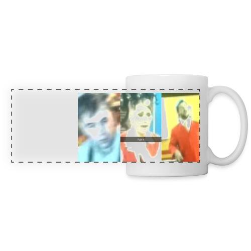 Disappointed people - Panoramic Mug