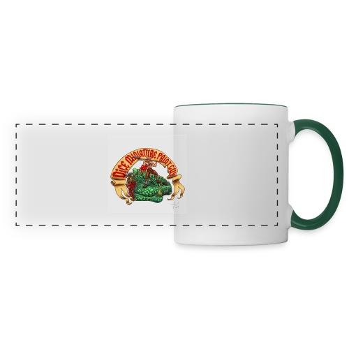 DiceMiniaturePaintGuy - Panoramic Mug