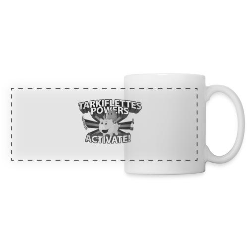 powers - Mug panoramique contrasté et blanc