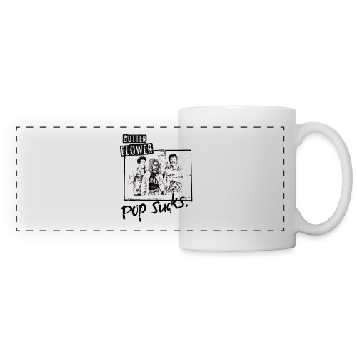 Pop Sucks - Panoramic Mug