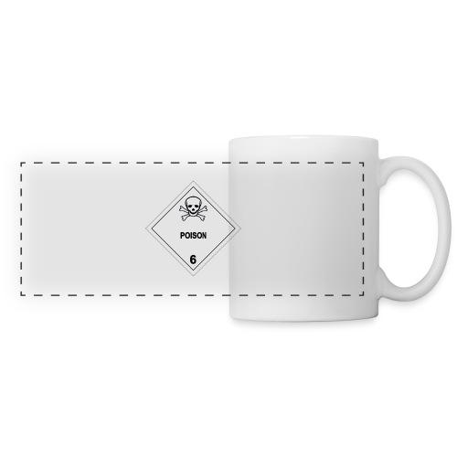 Poison Skull - Panoramic Mug