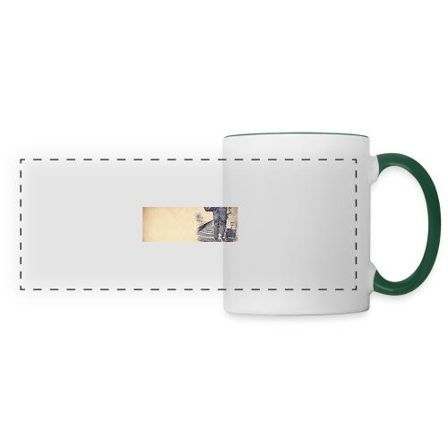 solo.pigion - Mug panoramique contrasté et blanc