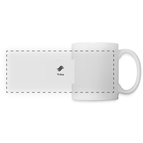 Triks - Mug panoramique contrasté et blanc