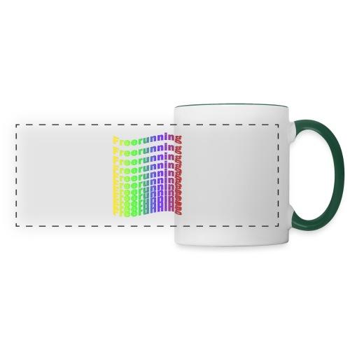 Freerunning Rainbow - Panoramakrus