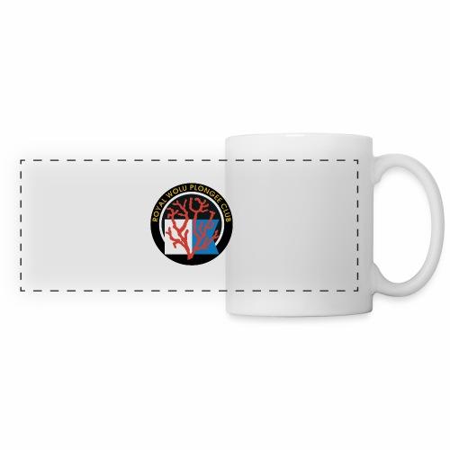 Royal Wolu Plongée Club - Mug panoramique contrasté et blanc