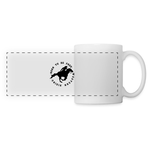 WESTERN HORSES - Kubek panoramiczny
