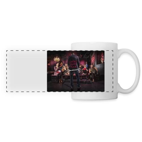 Ladies Happy Hour - Mug panoramique contrasté et blanc